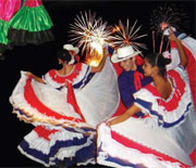Costa Rica Folklore Vacation